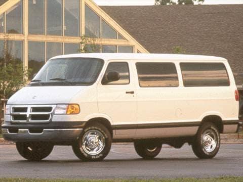 1999 Dodge Ram Wagon 1500