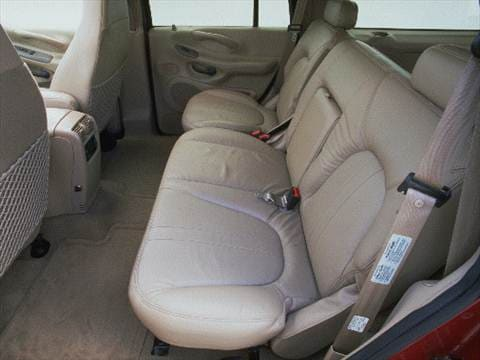 1999 ford expedition Interior