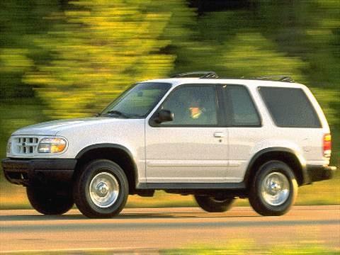 1998 ford explorer xlt 5.0 v8