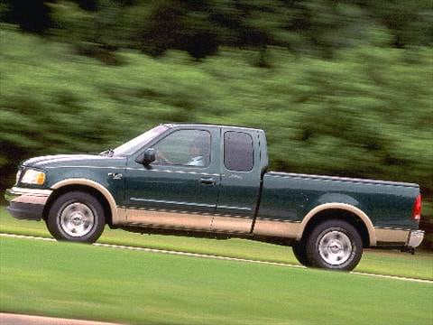 1999 ford f150 super cab Exterior