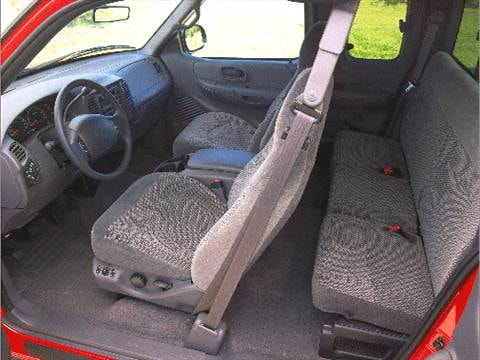 1999 ford f150 super cab Interior
