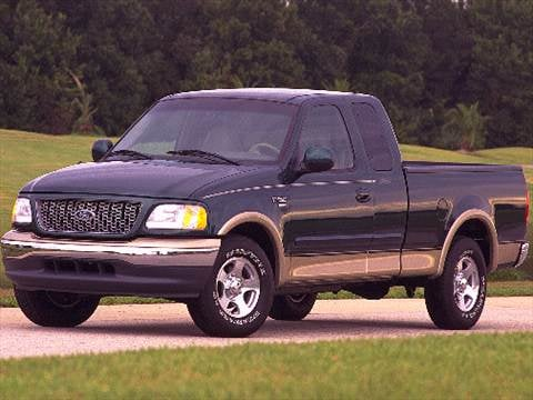 1999 ford f250 super cab