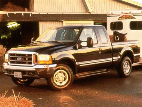 1999 Ford F250 Super Duty Super Cab Short Bed  photo