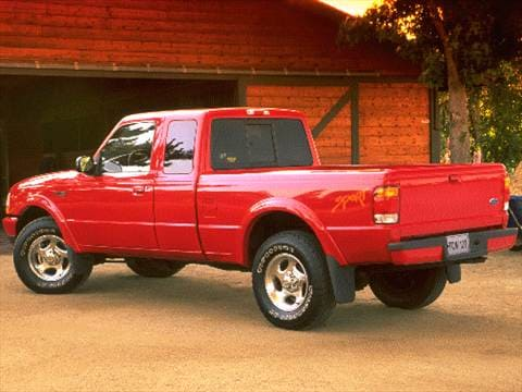 1999 Ford Ranger Super Cab Pickup 2d Pictures And Videos