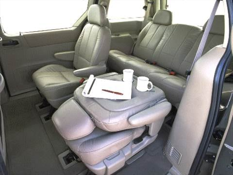 1999 ford windstar passenger Interior