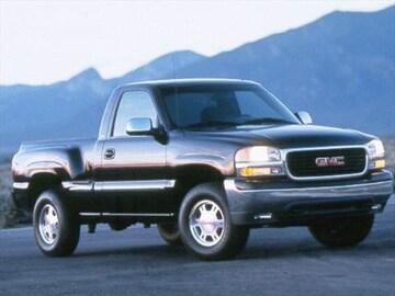 1999 GMC Sierra 1500 Regular Cab | Pricing, Ratings & Reviews ...