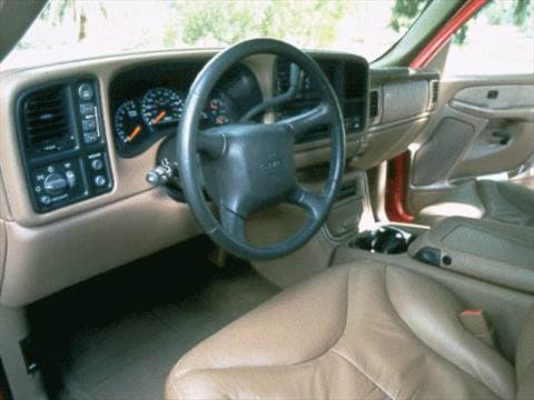1999 gmc sierra 2500 hd regular cab Interior