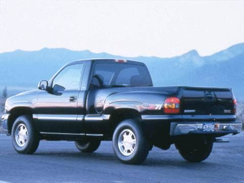 1999 gmc sierra 2500 hd regular cab Exterior