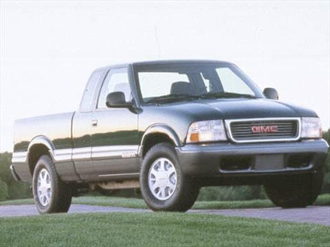 1999 Gmc Sonoma Extended Cab