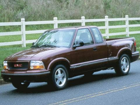 1999 gmc sonoma extended cab Exterior