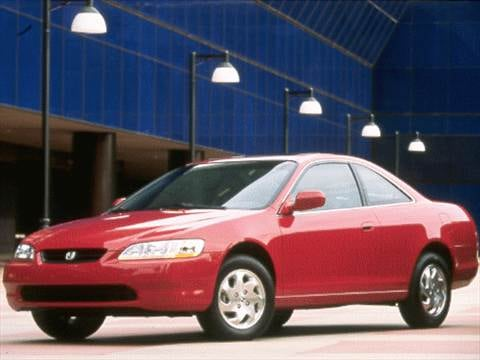 1999 Honda Accord LX Coupe 2D  photo
