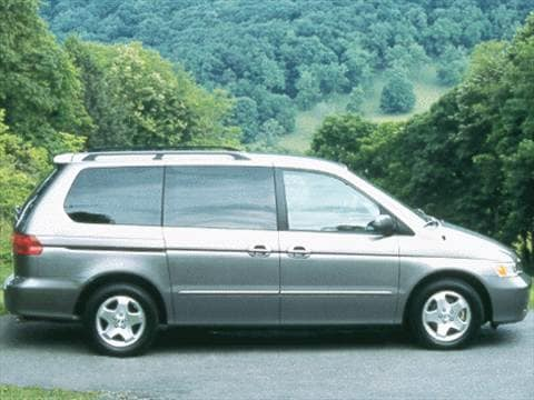 1999 Honda Odyssey Pricing Ratings Amp Reviews Kelley Blue Book