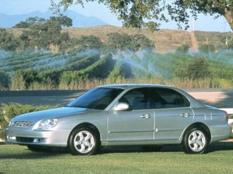 1999 Hyundai Sonata Sedan 4D  photo