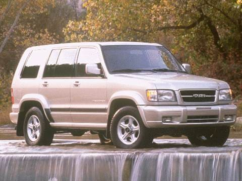 1999 isuzu trooper Exterior