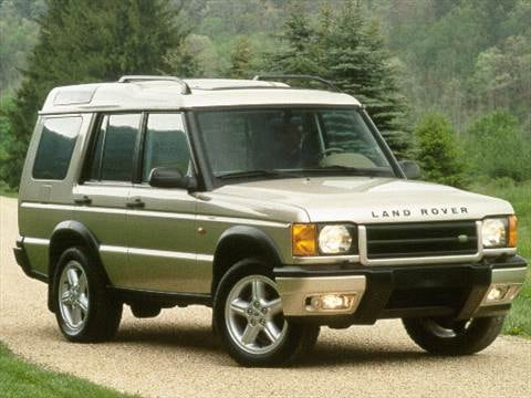 1999 land rover discovery series ii Exterior