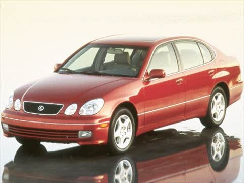 1999 Lexus GS GS 300 Sedan 4D  photo
