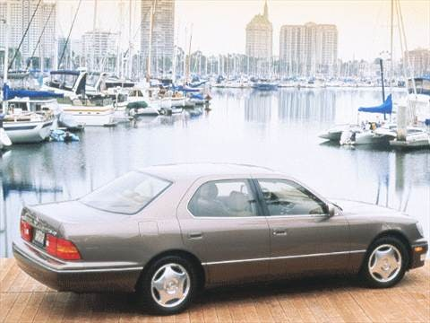 1999 Lexus LS LS 400 Sedan 4D  photo
