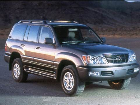 1999 Lexus LX LX 470 Sport Utility 4D  photo