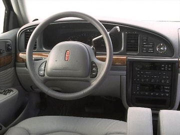 1999 Lincoln Continental Pricing Ratings Amp Reviews