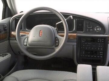 Lincoln Continental Dashboard Licntint