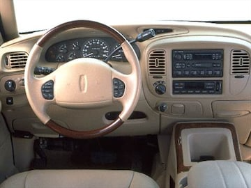 1999 Lincoln Navigator Pricing Ratings Reviews Kelley Blue Book