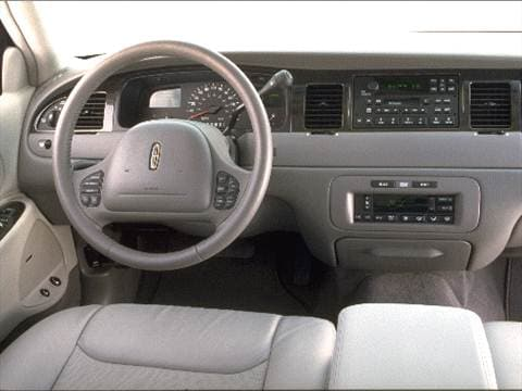 1999 Lincoln Town Car Pricing Ratings Reviews Kelley Blue Book