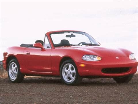 1999 Mazda Mx 5 Miata