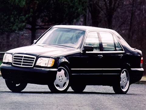 1999 Mercedes-Benz S-Class S500 Sedan 4D  photo