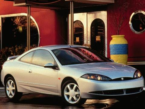 1999 Mercury Cougar | Pricing, Ratings & Reviews | Kelley ...