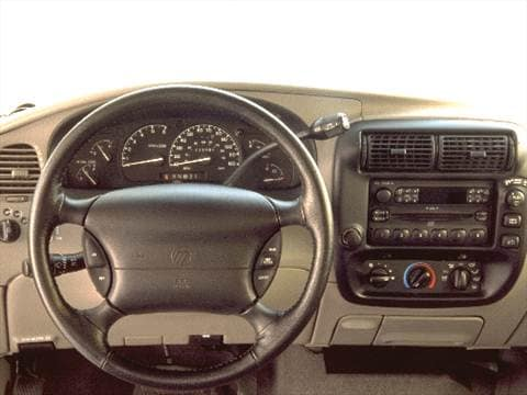 1999 mercury mountaineer Interior