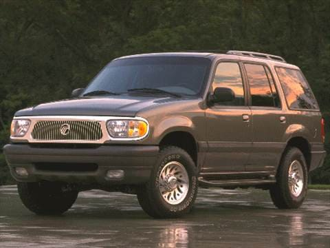 1999 mercury mountaineer Exterior