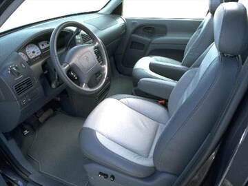 1999 Mercury Villager Interior