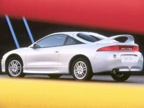 What Is Powertrain Warranty >> 1999 Mitsubishi Eclipse | Pricing, Ratings & Reviews | Kelley Blue Book