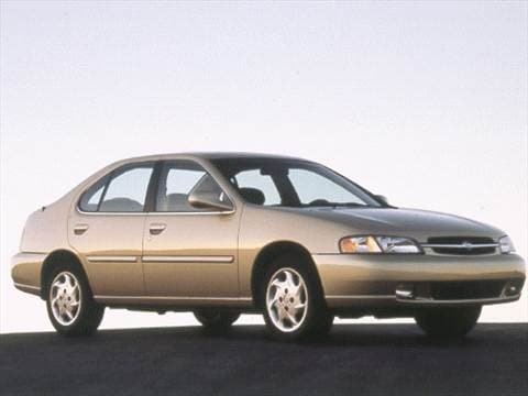1999 nissan altima gle sedan 4d pictures and videos kelley blue book. Black Bedroom Furniture Sets. Home Design Ideas