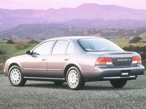 1999 nissan maxima pricing ratings reviews kelley. Black Bedroom Furniture Sets. Home Design Ideas