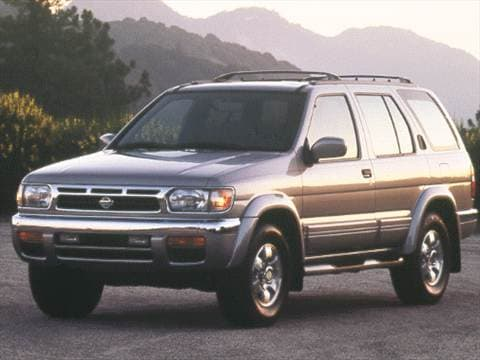 1999 Nissan Pathfinder XE Sport Utility 4D  photo
