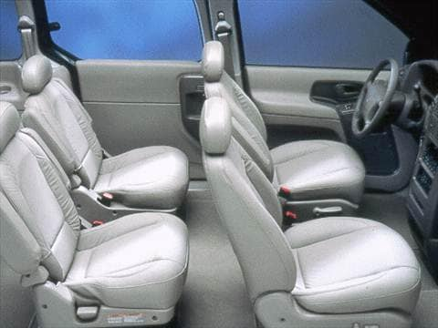 1999 Nissan Quest GXE Minivan  photo