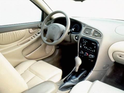 1999 oldsmobile alero Interior