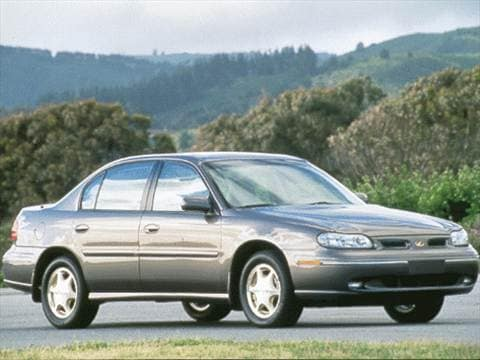 1999 oldsmobile cutlass Exterior