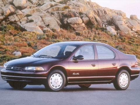 1999 plymouth breeze Exterior