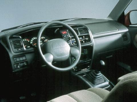 1999 suzuki grand vitara Interior