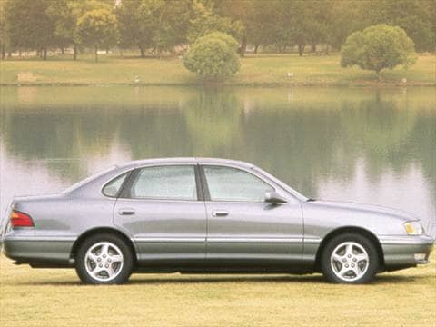 1999 Toyota Avalon XL Sedan 4D  photo
