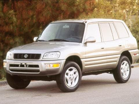 1999 Toyota RAV4 Sport Utility 4D  photo