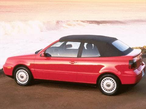 1999 Volkswagen Cabrio New