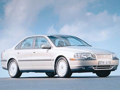 1999 volvo s80 pricing ratings reviews kelley blue book. Black Bedroom Furniture Sets. Home Design Ideas