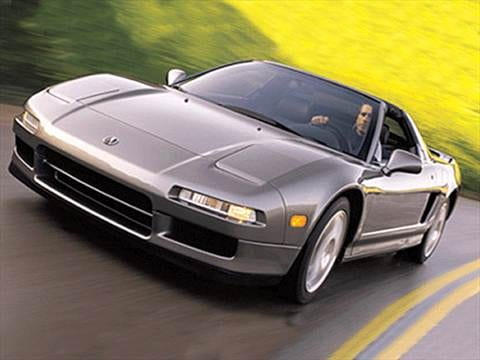 2000 Acura NSX | Pricing, Ratings & Reviews | Kelley Blue Book