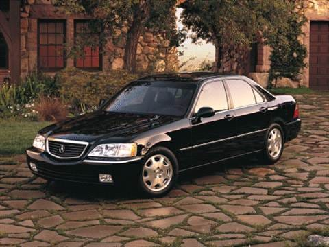 2000 Acura RL | Pricing, Ratings & Reviews | Kelley Blue Book