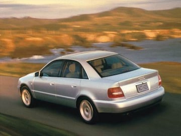 2000 Audi A4 | Pricing, Ratings & Reviews | Kelley Blue Book