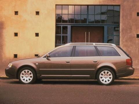 2000 Audi A6 Pricing Ratings Reviews Kelley Blue Book
