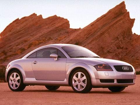2000 Audi Tt Pricing Ratings Reviews Kelley Blue Book